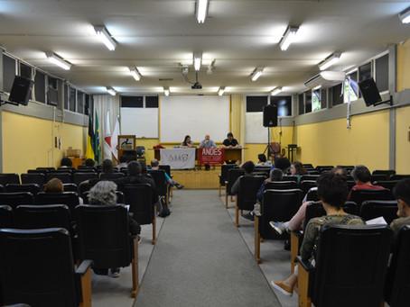 Assembleia Geral ADUFOP elege delegação para 39º Congresso do ANDES-SN