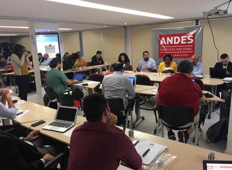 Encontro Jurídico do ANDES-SN debate os ataques à Educação e aos direitos dos docentes
