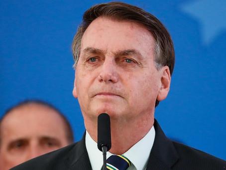 Bolsonaro faz comentário homofóbico para minimizar mortes causadas pela Covid-19