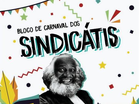 Carnaval Ouro Preto: faça parte do Bloco dos Sindicátis