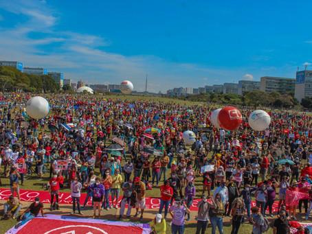 19J: milhares vão às ruas pedir o impeachment de Bolsonaro no dia que o Brasil atinge a triste marca