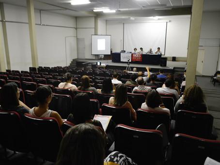 Assembleias ADUFOP reuniu docentes nos campus da UFOP