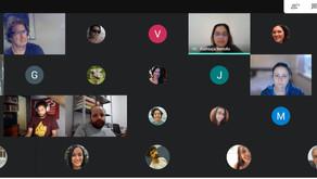 Nova diretoria da ADUFOP e Conselho de Representantes são empossados em Assembleia Virtual