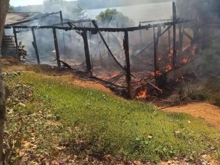 Garimpeiros ilegais atacam novamente indígenas Munduruku no Pará