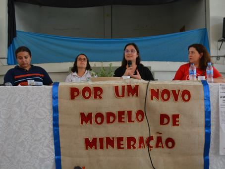 Encontro debate um novo modelo de mineração