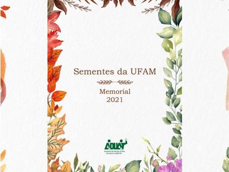 Memorial 'Sementes da Ufam' homenageia membros da comunidade acadêmica vitimados pela Covid-19