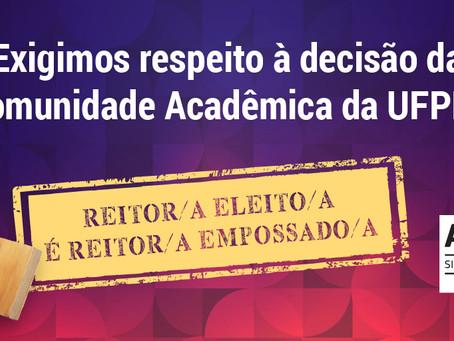 Bolsonaro nomeia segunda colocada da lista tríplice para a reitoria da UFPel