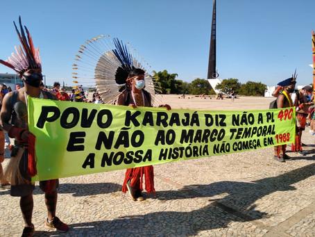 STF adia para agosto julgamento do marco temporal que afeta Terras Indígenas