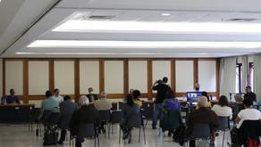 Fotos do segundo debate entre as chapas da Pesquisa Paritária - UFOP
