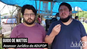 ADUFOP apoia greve dos motoristas da UniVale