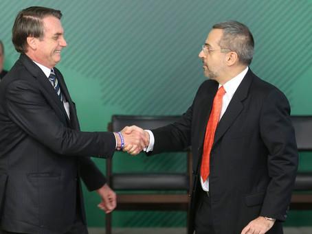 MPF processa Abraham Weintraub, ex-ministro da Educação, por improbidade administrativa
