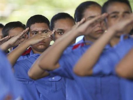 MEC amplia programa de escolas cívico-militares de 54 para 74 instituições em 2021
