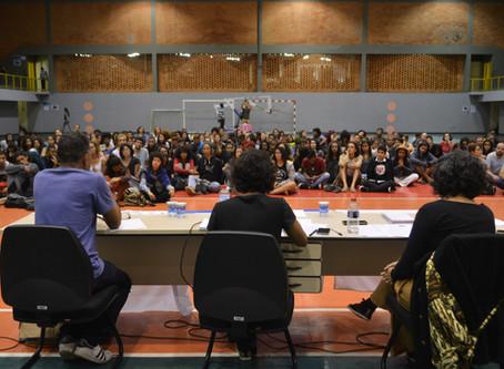 Docentes e estudantes aderem à participação no ato do dia 30 de maio