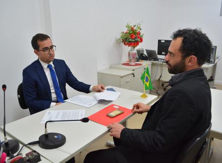 ADUFOP denuncia fim das gratificações junto ao Ministério Público Federal
