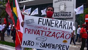 Servidores municipais de São Paulo entram em greve em defesa da Previdência