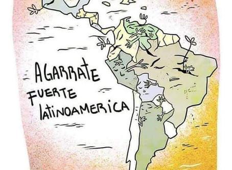 Latino-americanos vão às ruas em vários países por melhores condições de vida