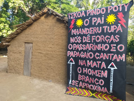 Vitória: Justiça concede liminar de reintegração de posse contra invasores de terra Guarani