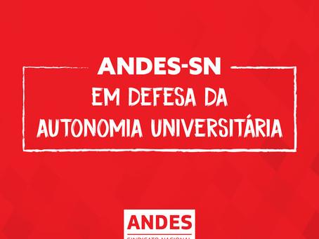 Novas intervenções ocorrem nas universidades federais do Piauí e de Sergipe