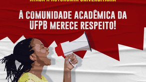 Bolsonaro nomeia para reitor candidato menos votado da UFPB
