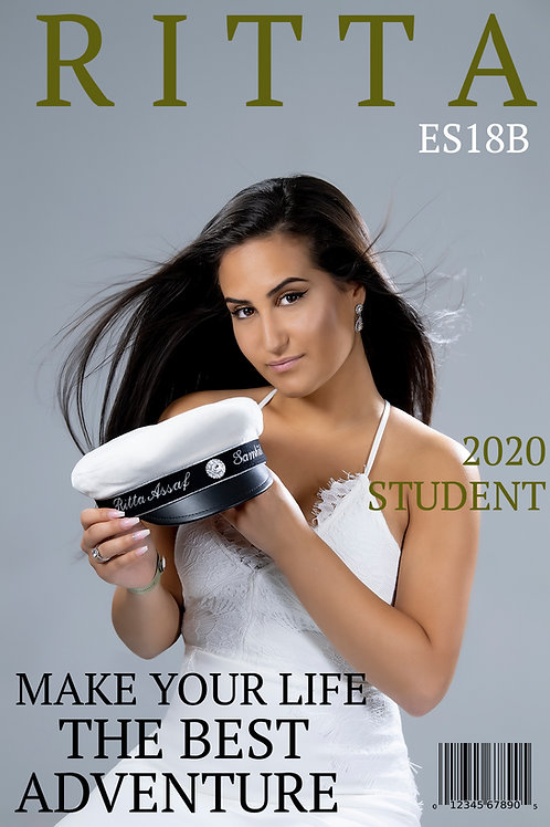 Studentskylt Premium 5