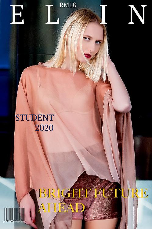 Studentskylt Premium 4