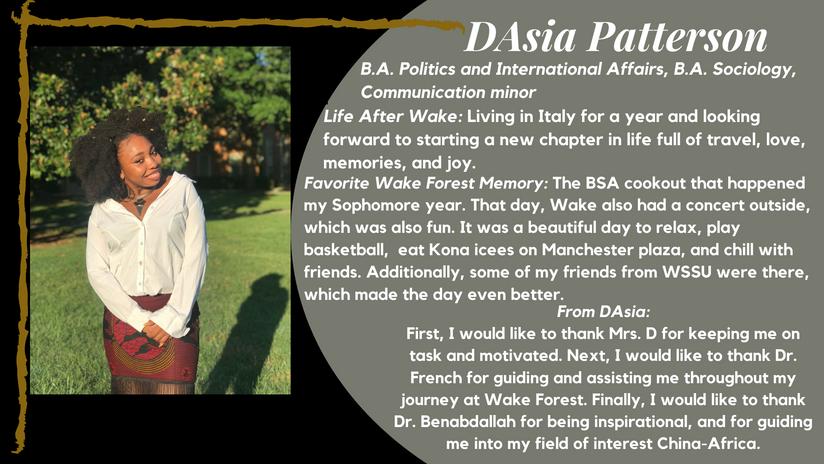 DAsia Patterson