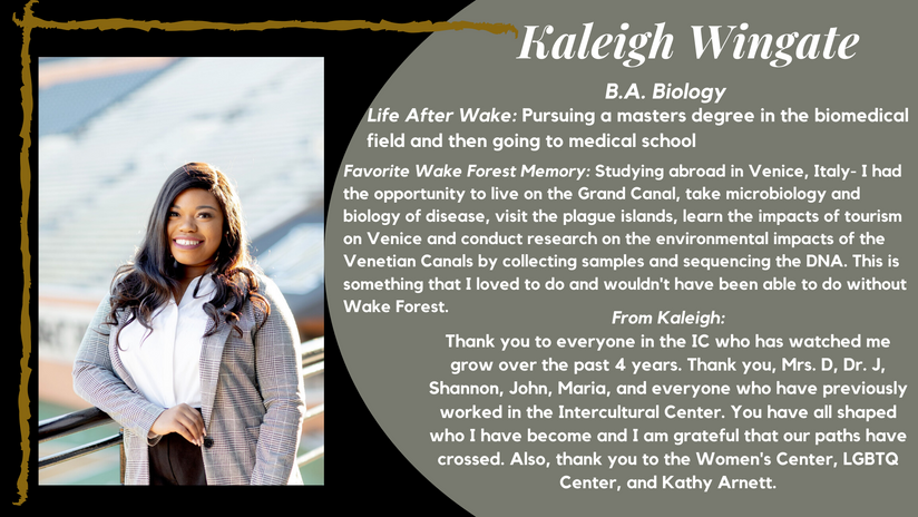 Kaleigh Wingate