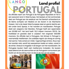 Country Profile Portugal