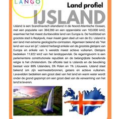 Country Profile Island