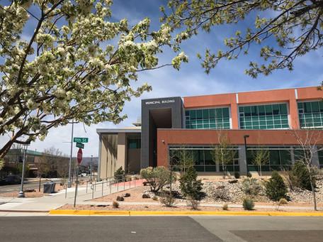 Los Alamos County Municipal Building