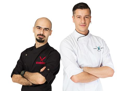 Рафаэль Казумян и Лиуджи Рэполи