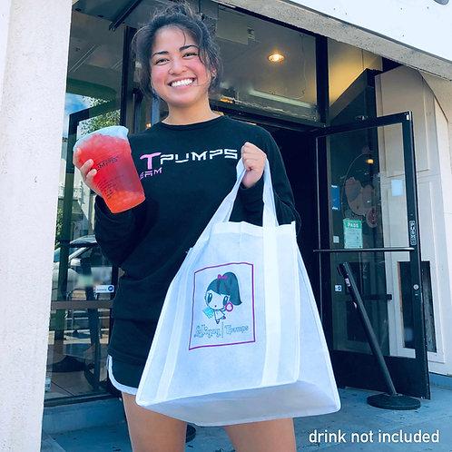 Lolligag x Tpumps Reusable Bag