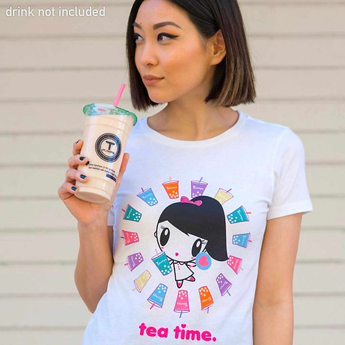 Lolligag x Tpumps Fitted T-Shirt