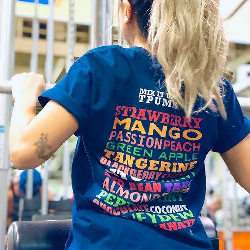 Tpumps Menu T-Shirt
