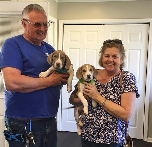 3/17/18 Buster Brown & Sadie Mae