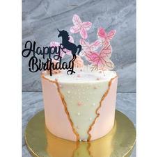 Faultline Cake