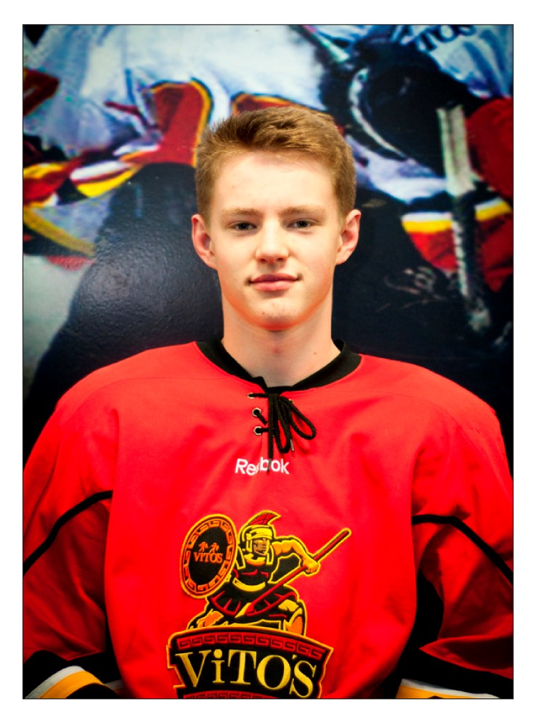 Drafted by the Drummondville Voltigeurs in the 6th round, 98th overall.