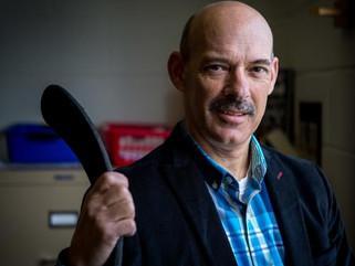 Vito's coach first from N.B. to win Hockey Canada award