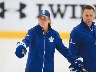 Maple Leafs' hiring of Wickenheiser is a step toward progress in the NHL