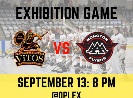 Friday The 13th Exhibition Game