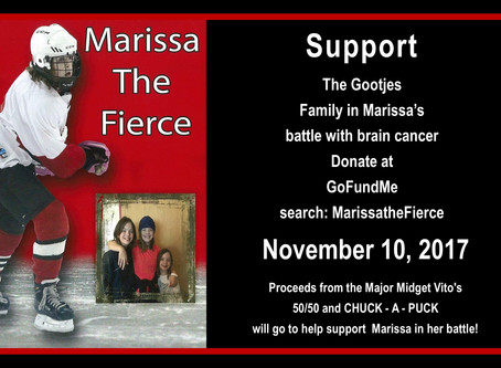 A Game in Support of Marissa Gootjes