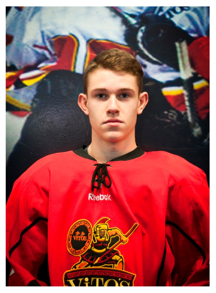 Drafted by The Saint John Seadogs Connor  in the 10th round, 163rd overall.