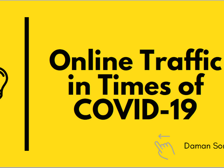 Online Traffic in Times of COVID19