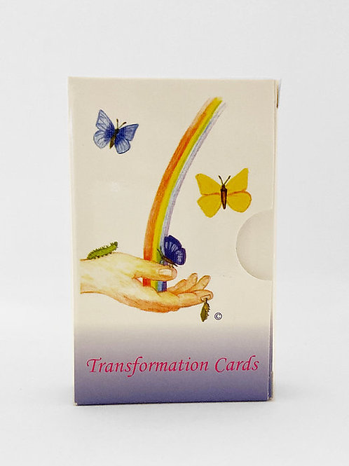Butterfly Transformation Cards