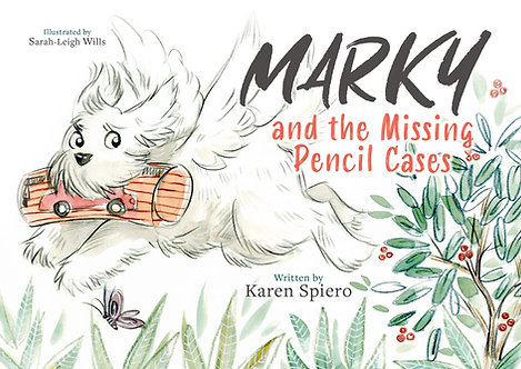 Marky and the Missing Pencil Case