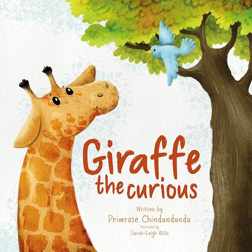 Giraffe the Curious