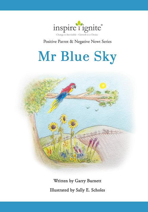 Positive Parrot & Negative Newt - Book Series