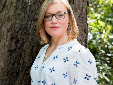 Introducing Laura Cowan, debut Children's Author of 'The Moon Child'