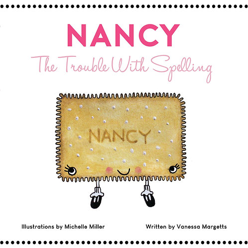 Nancy - The Trouble with Spelling