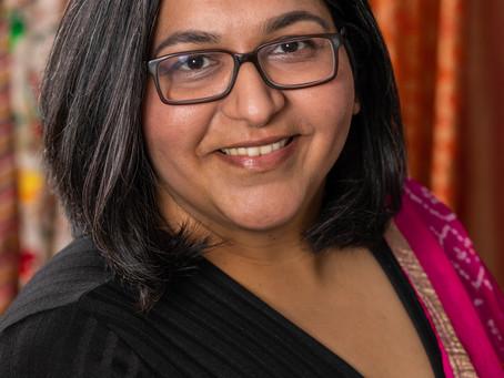 Introducing debut Author, Ruchita Green